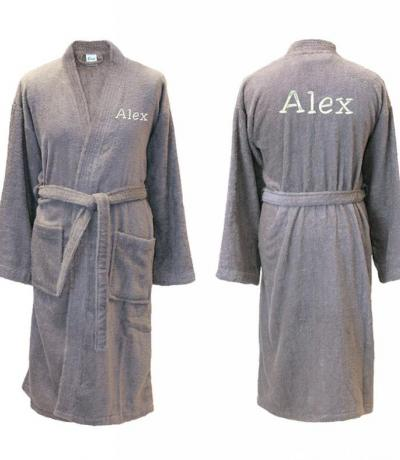 personalised dressing gowns uk