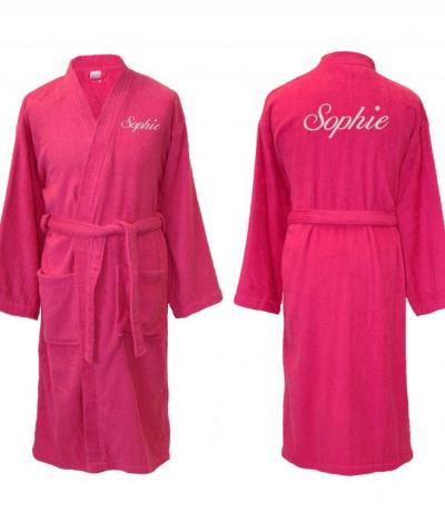 Personalised Dressing Gowns | Bathrobes - WithCongratulations