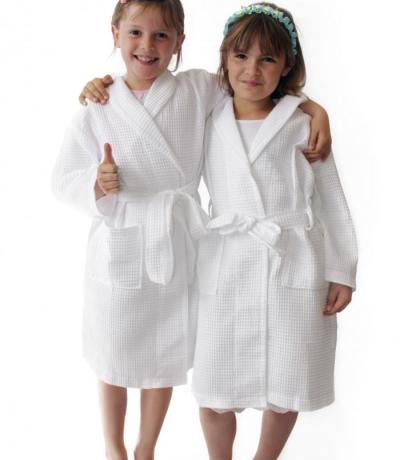 flower girl dressing gown sale