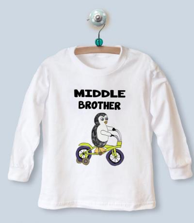 middle brother top