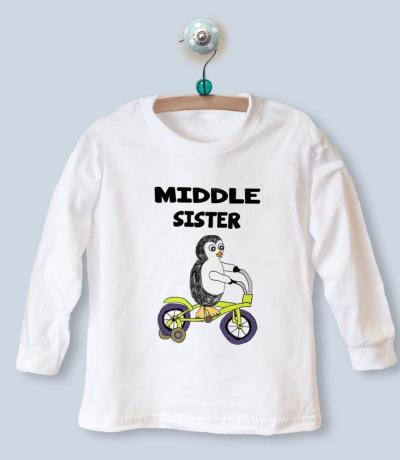 middle sister gift