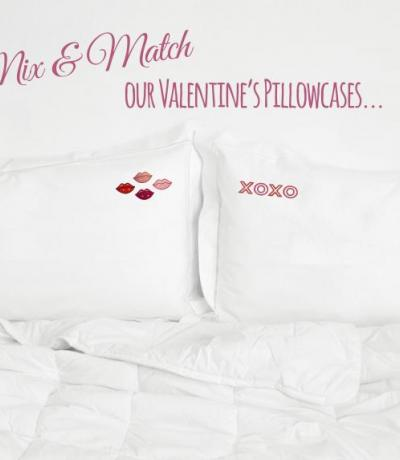 Valentine's Pillowcases