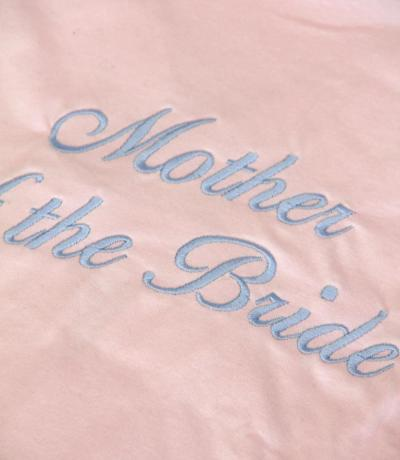 mother of the bride dressing gown