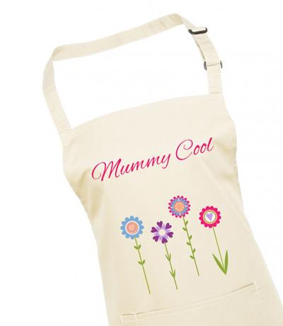 Mummy Cool BBQ Apron