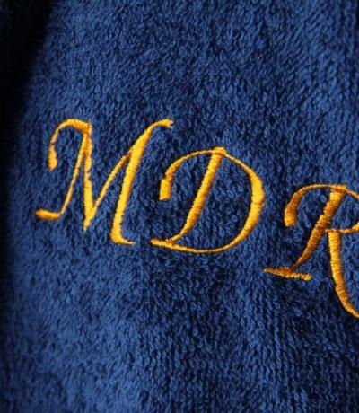 personalised mens dressing gowns