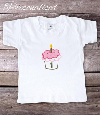 1st birthday t-shirt outfit