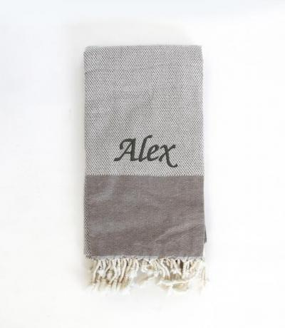 personalised beach towels uk