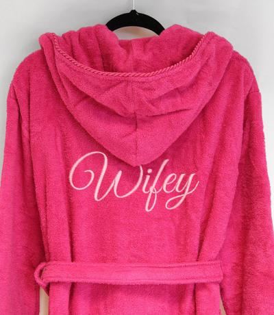 Towelling dressing gowns uk
