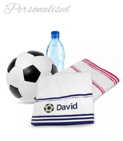 Personalised Football Towel