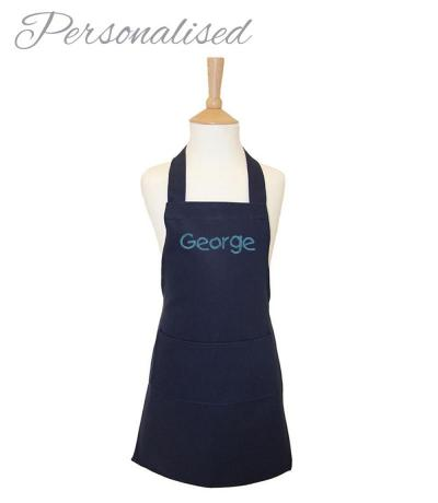 Personalised With Name Children's Apron