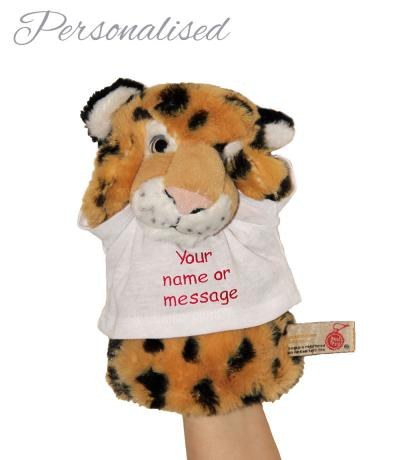 Personalised Lola the Leopard