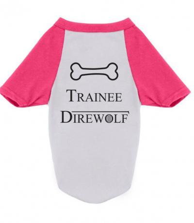 trainee direwolf