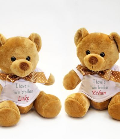 teddies for twins