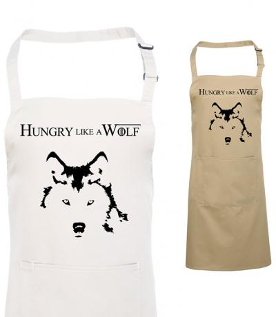 Game of Thrones Apron, Wolf