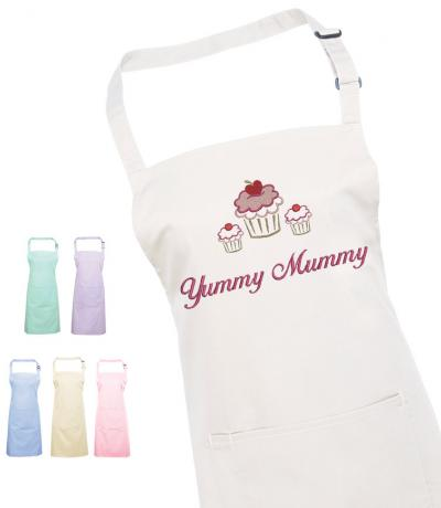 Yummy Mummy Apron for Mum