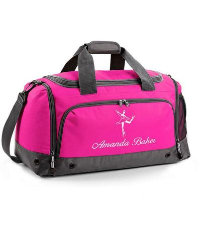 Personalised Ballet Bag
