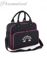 Personalised Junior Holdall with Rainbow Logo