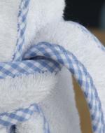 personalised kids bathrobes