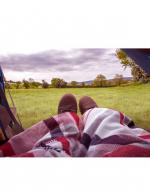 Camping Blankets, Gift for Hikers & Campers