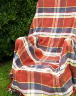 Halloween Camping Blanket