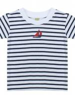 Childrens boat T-shirt