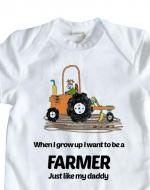 baby tractor