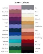 Runner Colours