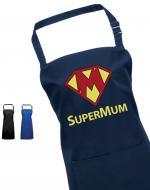 Super Mum Printed Apron