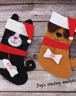 personalised pets stockings uk