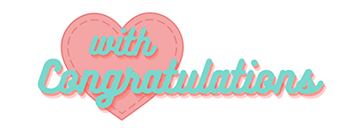 WithCongratulations